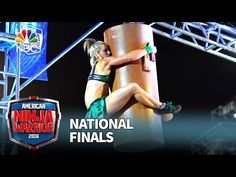 Watch Jessie Graff Make History