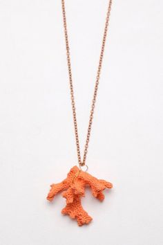 I just bought coral pieces at a flea market in Maine for this exact purpose. (Coral necklace from Academy)