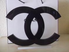 Chanel logo display #Chanel