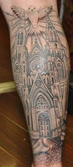 cathedral tattoo
