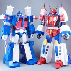 Transformers Masterpiece MP-24 Star Saber with MP-22 Ultra Magnus