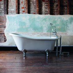 Harewood Freestanding Slipper Bath | Tecaz