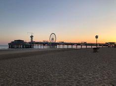 Sunrise at Scheveningen Pier  #amazing #wow #amazingpin #best #cool
