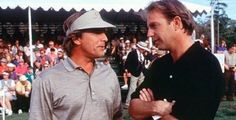 My sports heroes Kevin Costner & Don Johnson