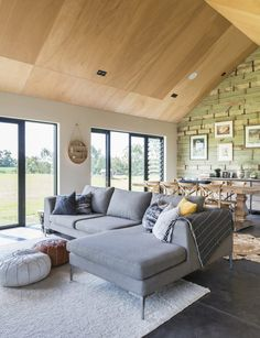 This rural Timaru new-build oozes country cool