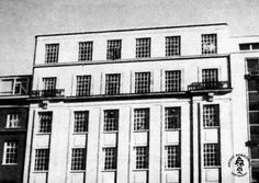 The building at 64 Baker Street in Marylebone, the HQ of SOE from October 1940.