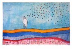 chau noviembre... Painting, Art, November, Paintings, Art Background, Painting Art, Kunst, Gcse Art