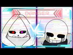 Dust Sans Vs Killer Sans [Pun war] Bad guys can do puns too - Modern Sans Puns, Family Guy, Animation, War, Canning, Funny, Youtube, Artist, Indoor Garden