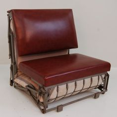 Located using retrostart.com > Lounge Chair by Unknown Designer for DUCAL