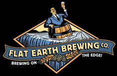 Flat Earth Brewing sits in the refurbished ruins of the old Hamm's Brewery on the Eastside of St. Come for the patio, stay for the craft beer and music. Flat Earth Meme, Flat Earth Proof, Research Flat Earth, Flat Earth Movement, Nasa Lies, John Owen, Earth Memes, Flat Earth Society, Brew Pub
