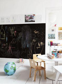 Five charismatic kids rooms