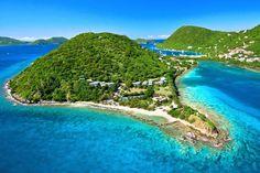 Frenchman;s Cay, Tortola, British Virgin Islands