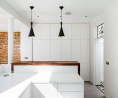 House extension designed by Stephen Turvil Architects, London 2015