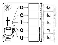 Imagenes Educativas is part of Preschool classroom - Descargar Archivo Preschool Writing, Kindergarten Literacy, Preschool Classroom, Alphabet Activities, Preschool Activities, Complete O Alfabeto, Maternelle Grande Section, Learning Spanish For Kids, School Tool