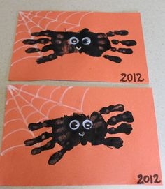 october crafts Celebrate Halloween with your little ones with these festive simple Halloween Crafts for kids. Halloween is creeping up on us and will be here before we know it! Halloween Crafts For Toddlers, Fall Crafts For Kids, Kids Crafts, Preschool Halloween Activities, Kids Diy, Decor Crafts, Halloween With Kids, Baby Fall Crafts, Art Activities