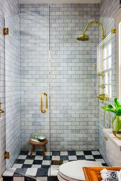 60 bathroom tile designs, trends & ideas for 2019 38 New Bathroom Ideas, Bathroom Tile Designs, Bathroom Design Small, Bathroom Trends, Small Bathrooms, Bathroom Inspiration, Restroom Ideas, Bathroom Inspo, Modern Bathtub