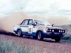 Rauno Aaltonen - Lofty Drews 26th Safari Rally 1978 (Datsun 160 J)