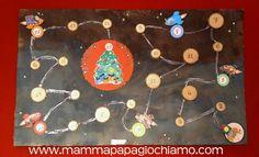 Calendario dell'avvento 2015 : Missione Spaziale verso il Pianeta Natale!