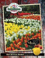 Free Flower Bulb Catalog 71