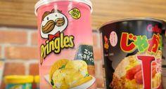 papas Pringles edicion limitada