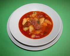 Estupendo plato #DeCuchara que no te puedes perder.