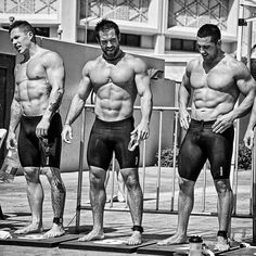 Clean diet and consistent training