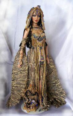 Cleopatra by Joe Bourland (rjbour)
