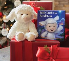 Fun family Christmas service activities with the Little Lamb of Bethlehem Christmas Service, Christmas Books, Family Christmas, Christmas Crafts, Christmas Ideas, Christmas Printables, Holiday Ideas, Merry Christmas, Christmas Activities For Families