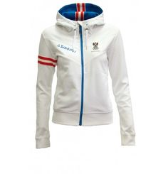 Only a FEW left ! Schöffel quality in Olympic style! With its sporty, feminine fit and functional moisture wicking fabric, the ÖOC Emme jacket is your first c. Ski Fashion, Street Fashion, Fashion Women, Winter Olympics 2014, Sporty Style, Austria, Motorcycle Jacket, Jackets For Women, Feminine