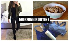 MORNING ROUTINE | PRINTEMPS ❀