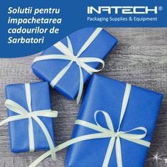 Solutii pentru impachetarea cadourilor de Sarbatori