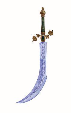 Avalain's favorite dagger.
