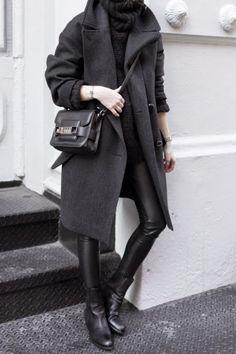 All Black 😍