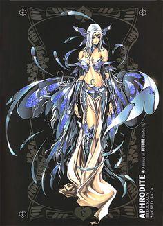 Theocracy - Afrodite