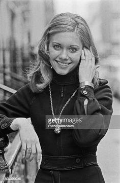 Olivia Newton John, Stock Pictures, Stock Photos, Beautiful Celebrities, Royalty Free Photos, Arts, Lady, Eye, Collection