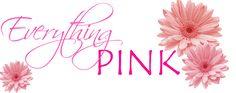 everything pink | Everything PINK