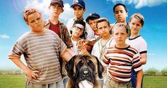 The Sandlot Returns to Theaters This Summer -- Fathom Events is bringing The Sandlot back to theaters for a limited run in honor of its 25th anniversary. -- http://movieweb.com/sandlot-movie-1993-theatrical-rerelease-summer-2018/