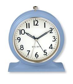 1931 Big Ben Alarm Clock: Clocks | Free Shipping at L.L.Bean. Love this vintage clock