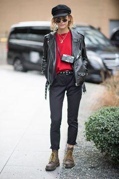 London Fashion Week street style: the best outfits so far - HarpersBAZAARUK