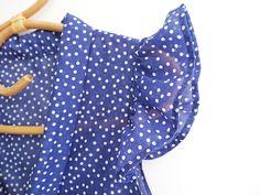 Techniques Couture, Sewing Basics, Blouse, Polka Dot Top, Cotton, Tops, Design, Women, Paris