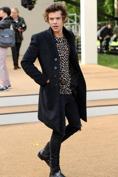Harry Styles Style: Fashion Story in Photos 2012 - 2017 (lots of shirts,