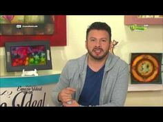 Espazio Ideal 22 de Marzo 2017 - YouTube Youtube, Ideas, Antique Pictures, Painted Boxes, Mirrors, Wood, Manualidades, Art, Thoughts