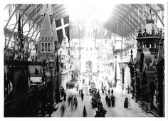 World's Columbian Exhibition; Chicago World's Fair 1893.