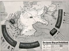 Nazi Propaganda - the Big Lie and Germany Surrounded, 1933