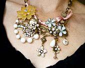 old vintage necklace