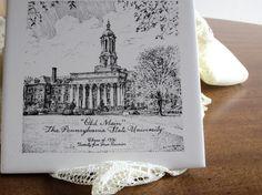 PENN STATE – VINTAGE – Vintage Penn State Trivit by LolaandRettsdelight on Etsy, $20.00