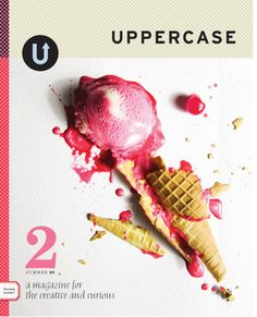 UPPERCASE magazine #2: sold out