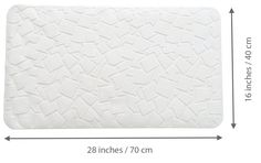 """Amazon.com: 54% Off (Sale Ends August 7) Non Slip Bathtub Mat with Original GripTight (TM) Technology 