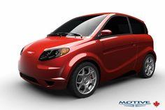 В Канаде создали электромобиль из... конопли.