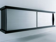 TV cabinet (TV) Contemporary Minimalist With Sliding Doors By Casina